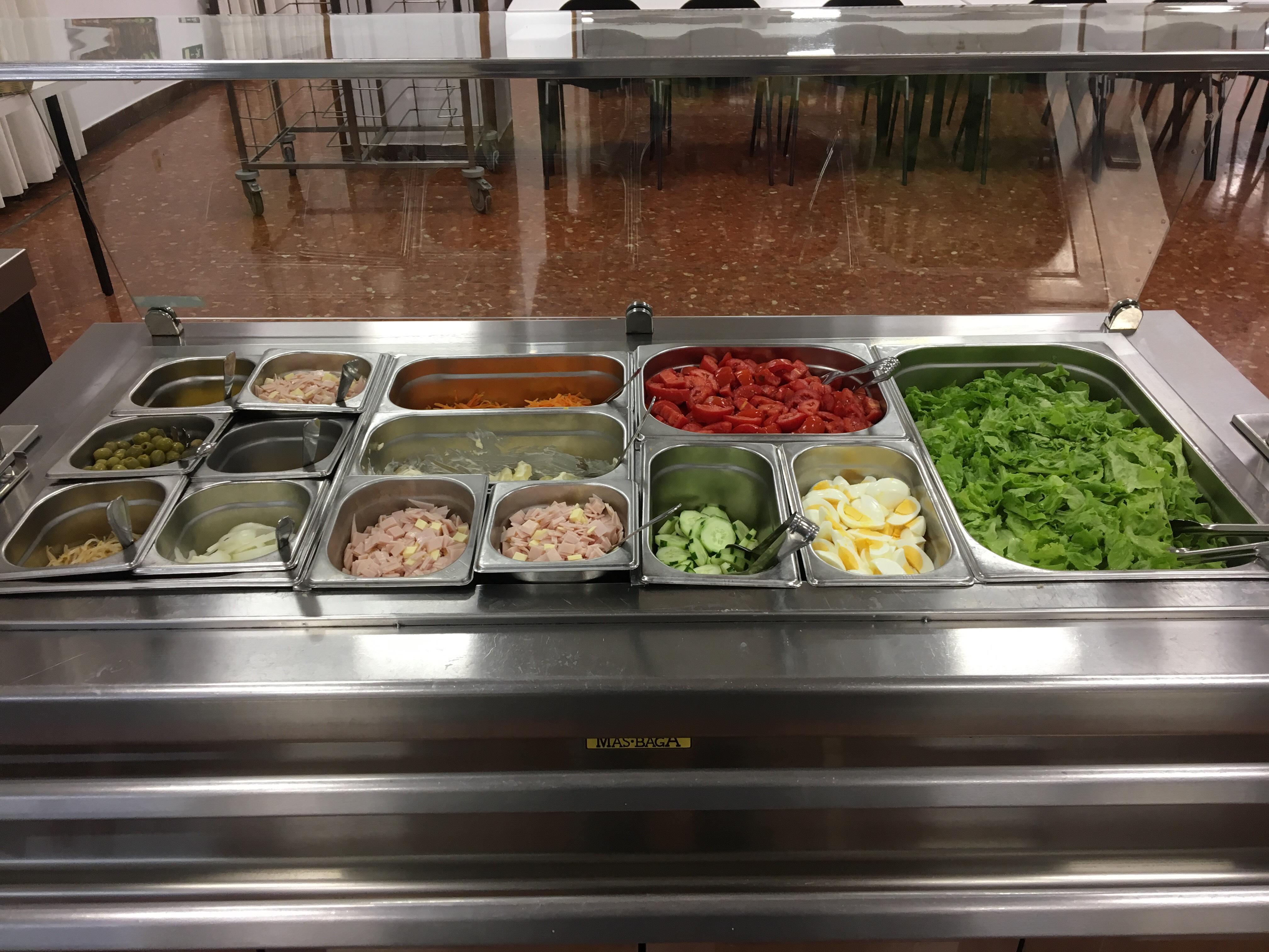 Servicio de Comedor - Colegio Mayor Miguel de Unamuno - UPV/EHU