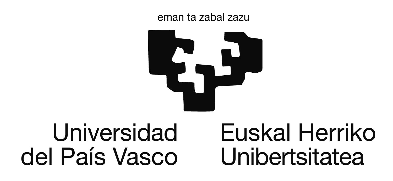 Logotipo general upv ehu universidad y sociedad upv ehu - Arquitectura pais vasco ...