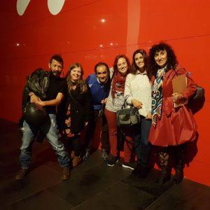 Bilbao, tertulia sobre BIZITEGI en Radio Euskadi (2017/ 11/ 02)