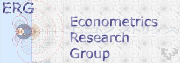 Econometrics Research Group