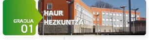 Haur Hezkuntzako Gradua