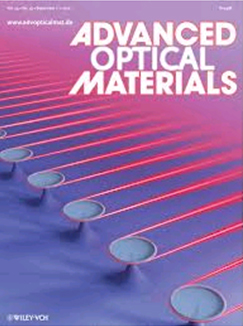 Advanced Optical Materials