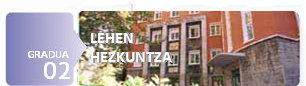 Lehen Hezkuntzako Gradua