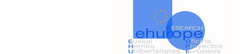EHUrOPE - EHU European Projects Office